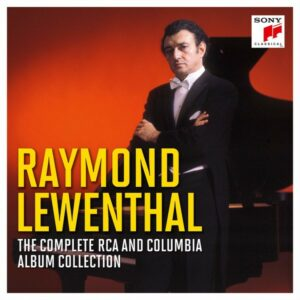 The Complete RCA And Columbia Album Collection - Raymond Lewenthal