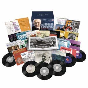 The Complete Columbia Album Collectíon - Robert Casadesus