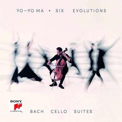 Bach: Cello Suites - Yo-Yo Ma