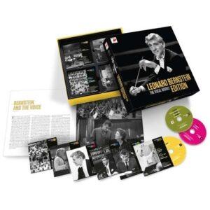 Vocal Works Edition - Leonard Bernstein