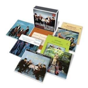 Complete RCA Recordings - Juilliard String Quartet