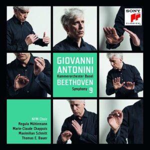 Beethoven: Symphony No. 9 - Giovanni Antonini