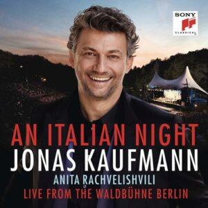 An Italian Night - Jonas Kaufmann