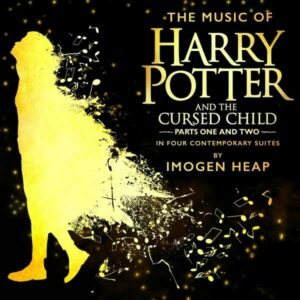 The Music of Harry Potter and the Cursed Child (OST) (Vinyl) - Imogen Heap