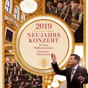 New Year's Concert 2019 - Christian Thielemann