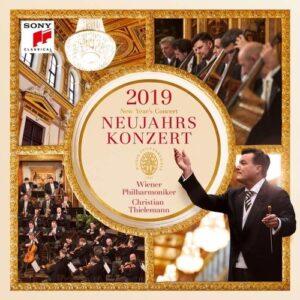 New Year's Concert 2019 (Vinyl) - Christian Thielemann