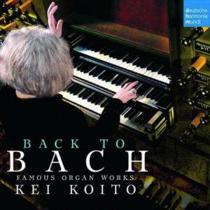 Back To Bach - Kei Koito