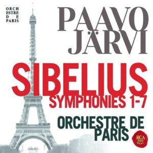Sibelius: Complete Symphonies 1-7 - Paavo Järvi