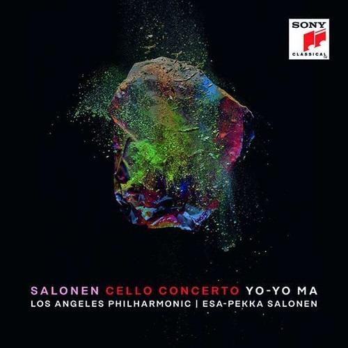 Salonen: Cello Concerto - Yo-Yo Ma