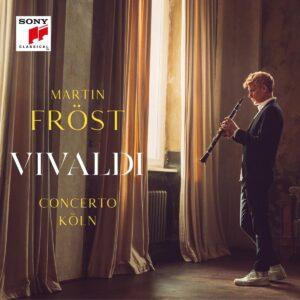 Vivaldi - Martin Frost