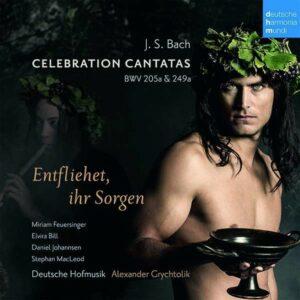 Bach: Celebration Cantatas - Alexander Grychtolik
