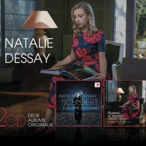 Pictures of America / Schubert Lieder (Deux Albums Originaux) - Natalie Dessay