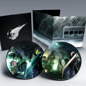 Final Fantasy VII Remake And Final Fantasy VII (OST) (Vinyl) - Nobuo Uematsu