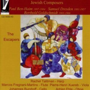Jewish Composer / The Escapers - Rachel Talitman