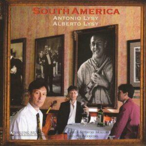 South America - Alberto Lysy