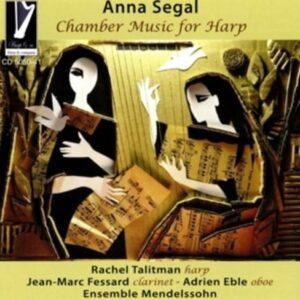 Anna Segal: Chamber Music For Harp - Rachel Talitman