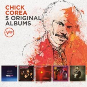 Chick Corea - 5 Original Verve Albums - Corea