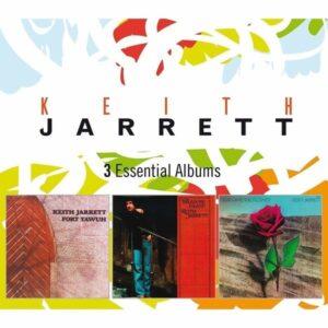 3 Essential Albums - Jarrett