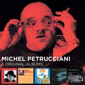 5 Original Albums - Michel Petrucciani