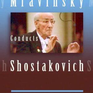 Evgueni Mravinski dirige Chostakovitch : Symphonies n° 5, 8 et 12.