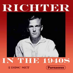 Richter in the 40's.
