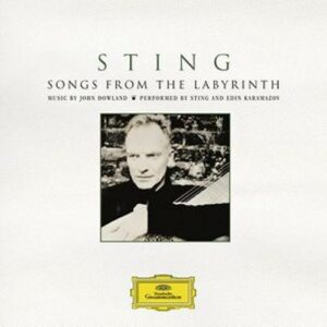 Dowland: Songs From The Labyrinth - Sting