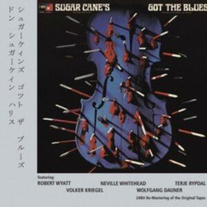Sugar Cane's Got The Blues - Don Sugar Cane Harris