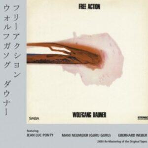 Free Action - Wolfgang Dauner