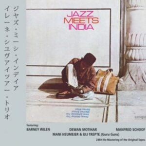 Jazz Meets India - Irene Schweizer Trio