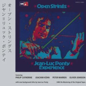 Open Strings - Jean-Luc Ponty