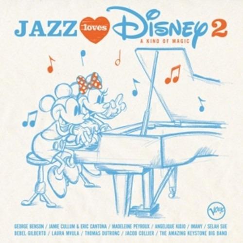 Jazz Loves Disney 2