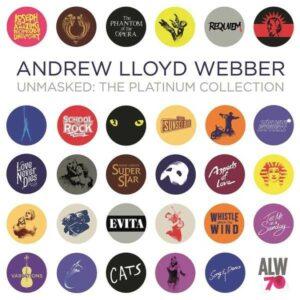Unmasked:The Platinum Collection (Vinyl) - Andrew Lloyd Webber