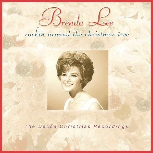 Rockin' Around The Christmas Tree (Vinyl) - Brenda Lee