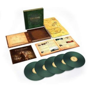 The Lord Of The Rings: The return of the King (OST) - Howard Shore