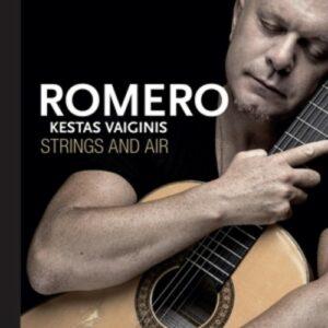 Strings And Air - Romero