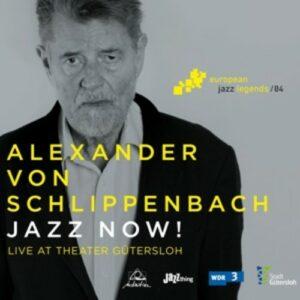 Jazz Now! - Schlippenbach