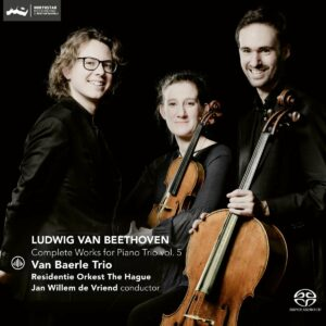 Beethoven: Complete Works For Piano Trio Vol. 5 - Van Baerle Trio