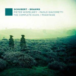 Brahms / Reger / Schubert - Pieter Wispelwey