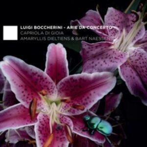 Boccherini: Arie Da Concerto - Capriola Di Gioia