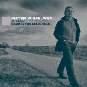 Bach: 6 Suites For Cello Solo - Pieter Wispelwey