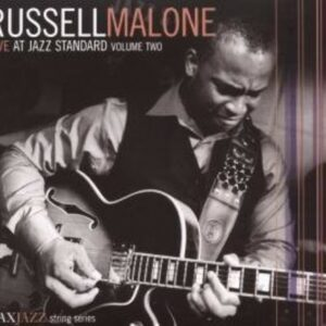Live At Jazz Standard Vol.2 - Russell Malone
