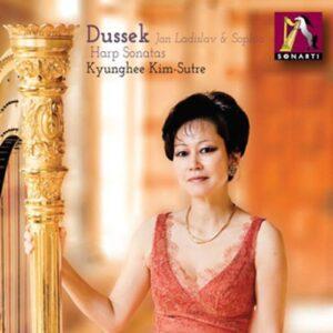 Jan Ladislav & Sophia Dussek: Harp Sonatas - Kyunghee Kim-Sutre