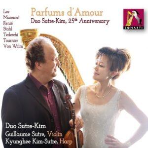 Parfums d'Amour - Duo Sutre-Kim