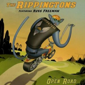 Open Road - Featuring.. - The Rippingtons