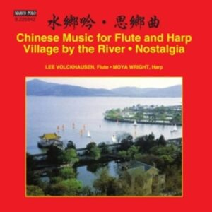 Chinese Music For Flute And Harp - Volckhausen