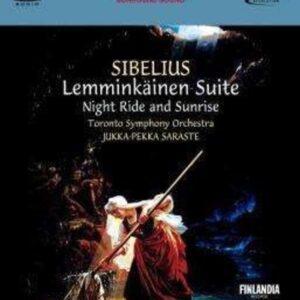 Sibelius: Lemminkainen: Op.22 / Night Ride And Sunrise - Jukka-Pekka Saraste