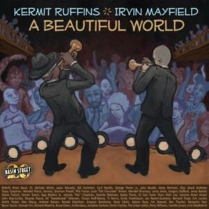 A Beautiful World (Vinyl) - Kermit Ruffins