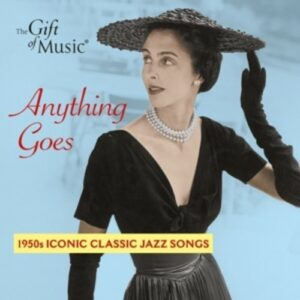 Anything Goes: 1950's Jazz Songs - Ella Fitzgerald