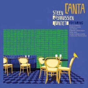 Canta (Vinyl) - Steen Rasmussen Quinteto