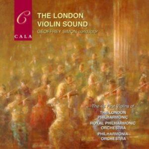 The London Viola Sound - Geoffrey Simon